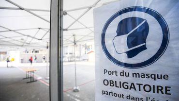 """L'industrie belge déplore un """"manque de respect"""" dans la saga de la livraison des masques"""