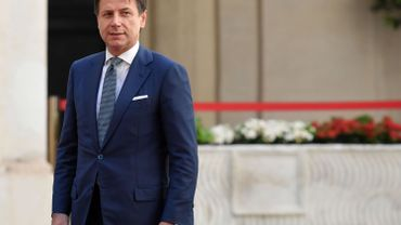 """Giuseppe Conte juge que ces propositions offraient une opportunité à l'Europe de """"tourner la page""""."""