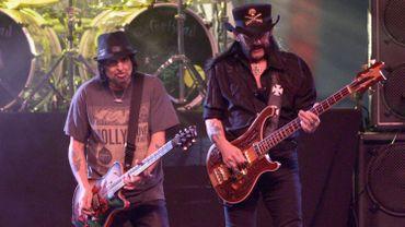 Phil Campbell et Lemmy