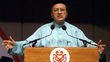 L'ancien premier ministre malaisien