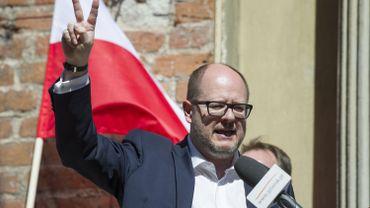 Pawel Adamowicz, 53 ans, est le maire de Gdansk depuis 1998