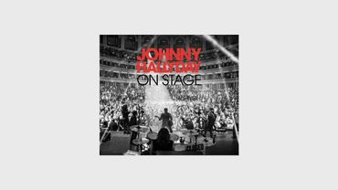 "L'album ""Johnny Hallyday on Stage"" sortira le 3 juin"