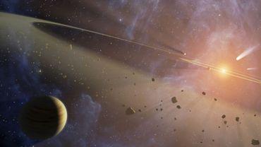 Comète, astéroïde ou météorite ?