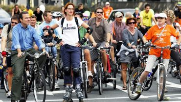 Semaine de la Mobilité: Bruxelles s'apprête à se passer de voitures pour une journée