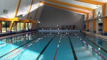 La piscine d'Anderlues venait de rouvrir ses portes ce lundi