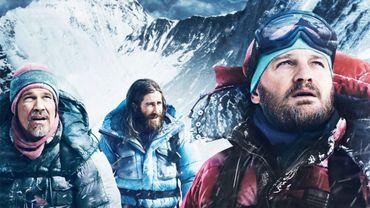 l'affiche d'Everest