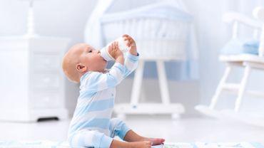 Si le lait de vache n'est pas adapté aux nourrissons, il est en revanche recommandé pour les enfants à partir de 1 an.