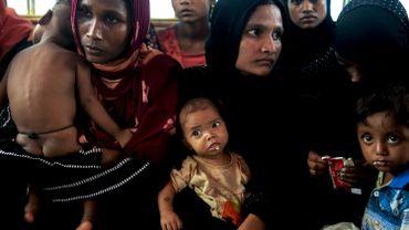 Une proposition chinoise en trois étapes pour régler le sort des réfugiés Rohingyas.
