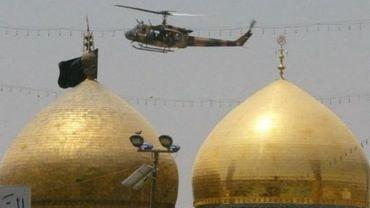 Double attaque près d'une mosquée au sud de Bagdad: au moins 6 morts