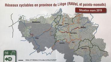 La Province étend son réseau de points-noeuds