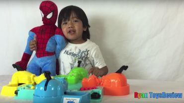 """""""Ryan ToysReview"""" : les petites mains d'or de YouTube"""