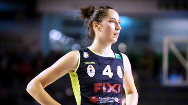 L'intérieure internationale croate Ivana Tikvic évoluait jusqu'ici en Italie