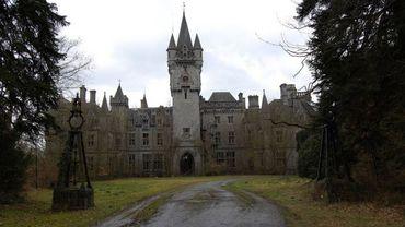 Le château de Noisy, à Houyet.