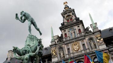Anvers travaille à la féminisation de ses rues