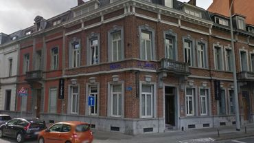 Le Saint-James, un hôtel trois étoiles sur la place de Flandre, à Mons.