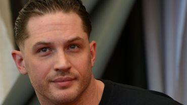 """L'acteur britannique Tom Hardy tentera d'échapper à la vengeance de Léonardo DiCaprio dans """"The Revenant"""""""