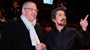 Adam McKay et Christian Bale à la Berlinale 2019