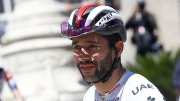 Deuxième succès pour Fernando Gaviria, vainqueur au sprint de la 5e étape du Tour du Guangxi