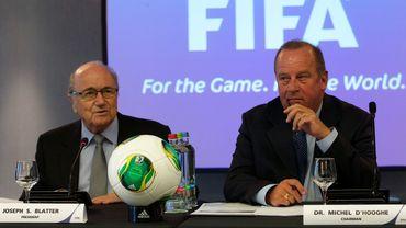 """Blatter : """"Le Mondial en hiver? Au Qatar de le demander"""""""