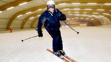 Ice Mountain Adventure Park : une montagne au plat Pays !  Fred Guerdin