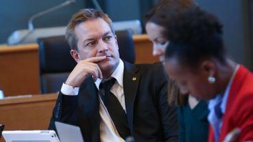 Bruno Lefebvre, PS, est l'auteur de la proposition de résolution adoptée en commission du Parlement de Wallonie