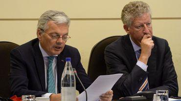 Important débat sur la Syrie en commission