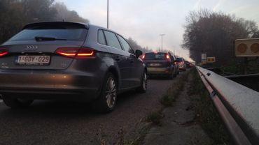 Le viaduc fermé à la circulation à 6 heures, ce mardi matin (photo illustration)