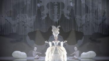 La Flûte Enchantée, mise en scène de Romeo Castellucci