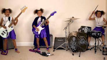 "[Zapping 21] ""Rock And Grohl"": Nandi Bushell (10 ans) répond à Dave Grohl avec un titre original"