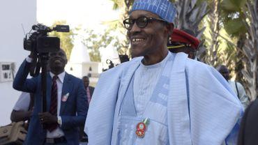 """""""Je suis ravi et très fier des braves soldats de l'armée nigériane, après avoir appris la nouvelle tant attendue et gratifiante de l'écrasement final des terroristes de Boko Haram dans leur dernière enclave dans la forêt de Sambisa"""", a affirmé MuhammaduBuhari dans un communiqué."""