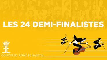 Tout le programme de la demi-finale du Concours Reine Elisabeth 2019