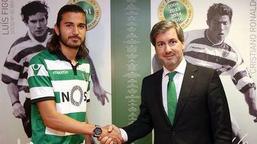 Mattheus Oliveira, le fils de Bebeto, signe au Sporting Portugal