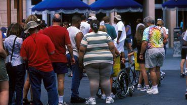 L'obésité continue à progresser aux Etats-Unis
