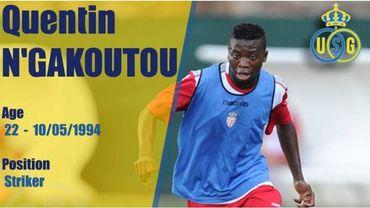 L'Union accueille en prêt un joueur de Monaco