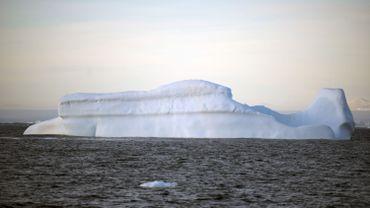 Un iceberg de l'Antarctique