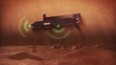 Un sous-marin nucléaire une lune de Saturne? Un projet de la NASA