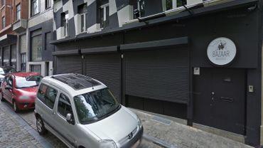 La police de Bruxelles est intervenue lundi soir pour une fête étudiante qui a dégénéré