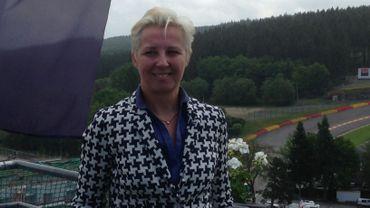 Nathalie Maillet, nouvelle directrice générale du circuit de Spa-FRancorchamps