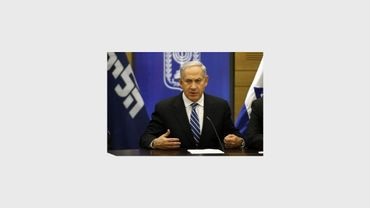 Le Premier ministre israélien Benjamin Netanyahu, le 14 mars 2013 à Jérusalem