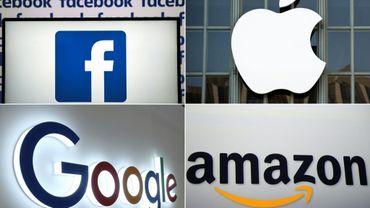 Si les entreprises visées par l'enquête lancée mardi par les autorités américaines ne sont pas nommées, celle-ci semble cibler les sociétés comme Google, Facebook, Amazon, et peut-être aussi Apple