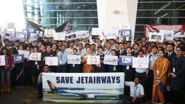 Inde: Jet Airways, à court de fonds, pourrait suspendre ses activités
