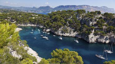 Les Calanques de Port Pin au Cassis sont le coin de nature préféré des Français.