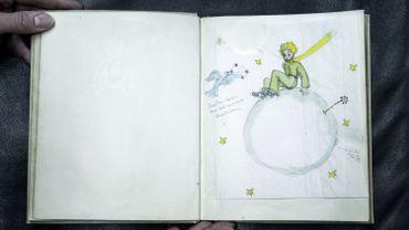 """Un exemplaire du """"Petit Prince"""" de Saint-Ex vendu pour quelque 90.000 euros"""