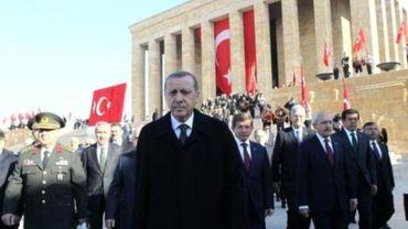 Turquie: pour Erdogan, les femmes ne peuvent naturellement pas être l'égal des hommes