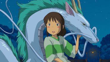 Le Voyage de Chihiro d'Hayao Miyazaki