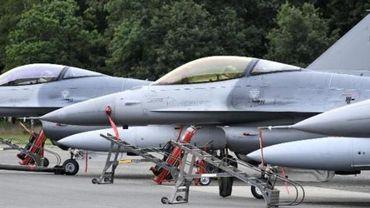 Rassemblement chez le Premier ministre contre le renouvellement des F16