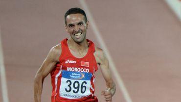 Mustapha El Aziz, détenteur du record du monde du semi-marathon, suspendu quatre ans pour dopage