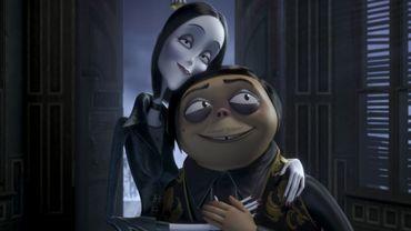 La famille Addams...  une famille pas comme les autres