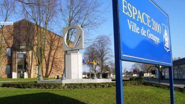 Genappe, l'Espace 2000, où se situe notamment l'administration communale.
