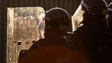 A Belfast, 400 policiers ont été appelés en renfort après une nuit d'affrontements
